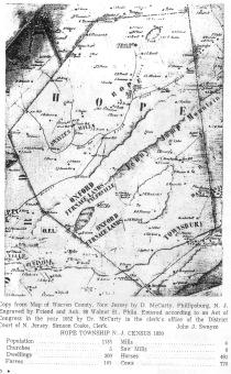 Hope map